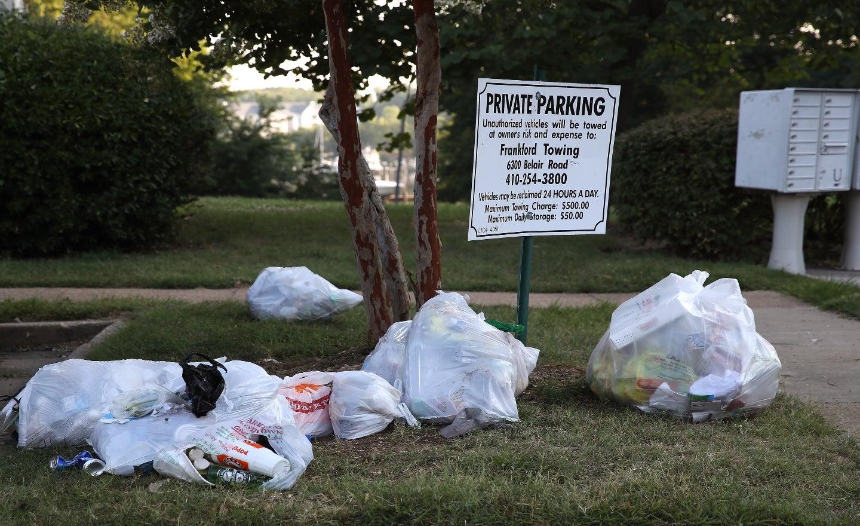 马里兰州被评为全美最臭的州