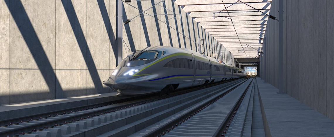 联邦恢复加州高铁项目资金,官员希望2029年前开通中央山谷路段