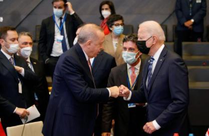 北大西洋公约组织峰会公报10次提及中国带来的挑战