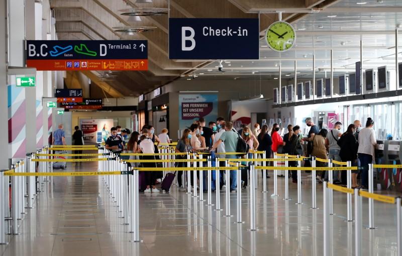 德国将从6月25日起允许完成接种疫苗的欧盟旅客入境