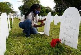 CDC:美国死于新冠人数超过60万