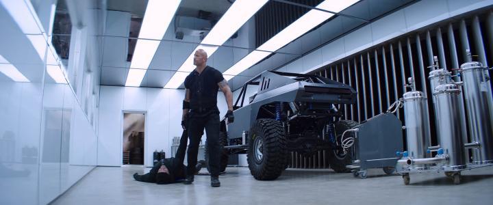 《速度与激情9》全球累计票房超过4亿美元