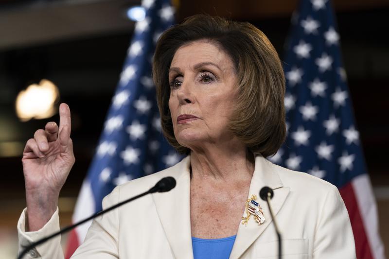 众议院本周将对佩洛西成立调查国会暴力特别委员会进行表决
