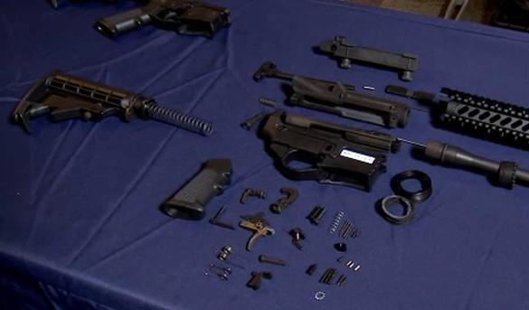 司法部在洛杉矶成立打击枪支走私行动组