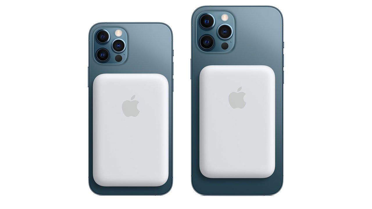 苹果发布99美元MagSafe外接电池