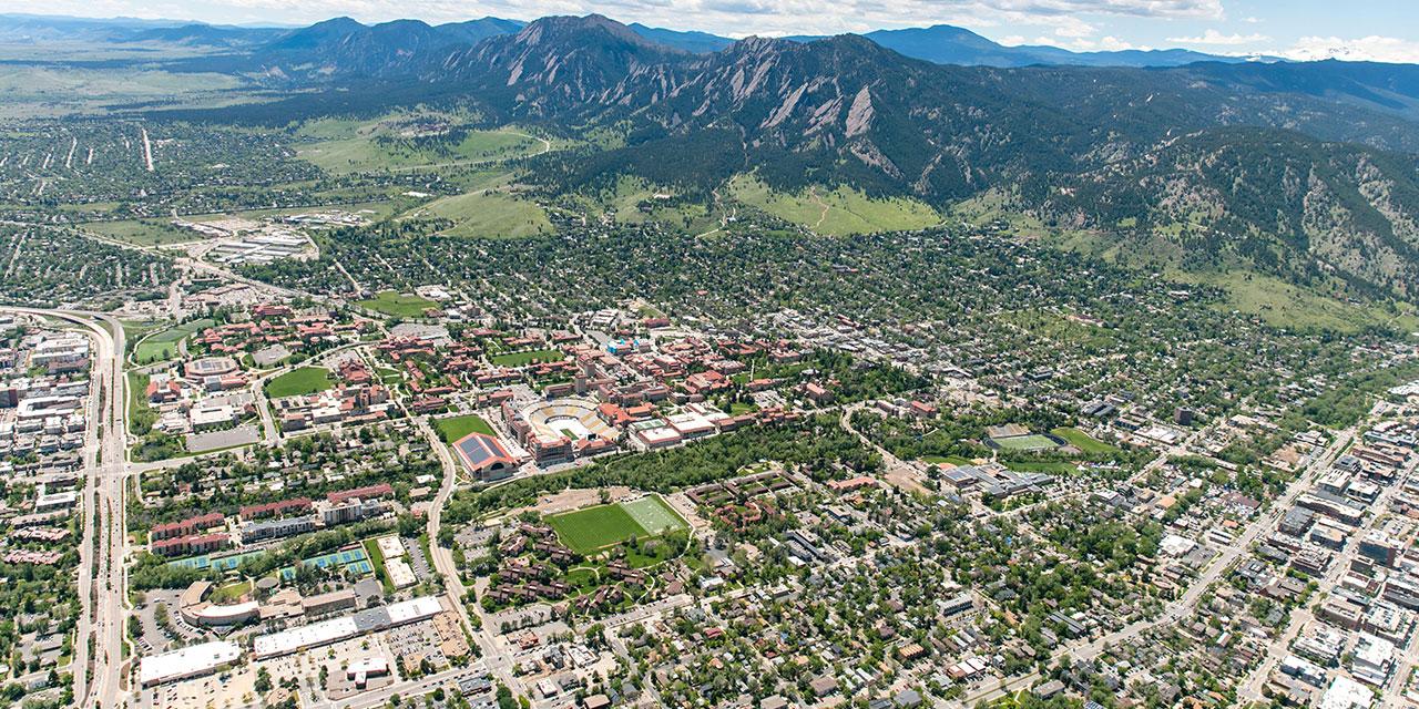 科罗拉多州博尔德连续两年被评为最宜居城市