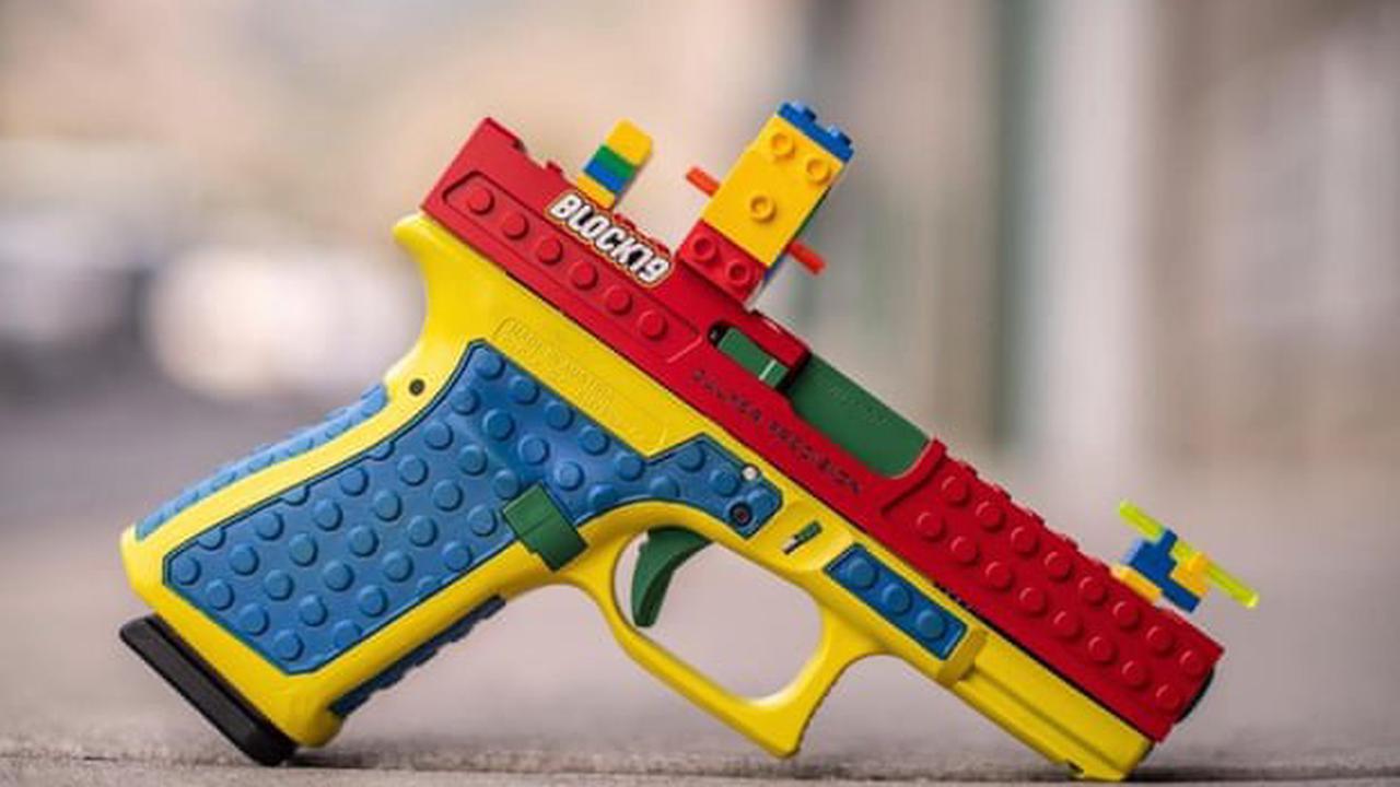 乐高公司要求犹他州枪支公司停产形似乐高的手枪产品