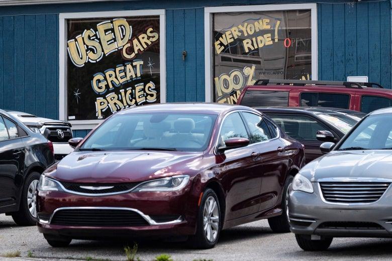 二手车的售价创历史新高!出售二手车的 5 个注意事项