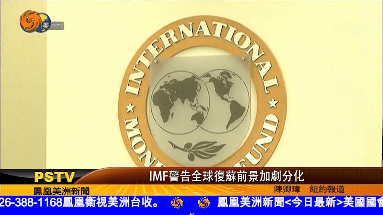 IMF警告全球复苏前景加剧分化