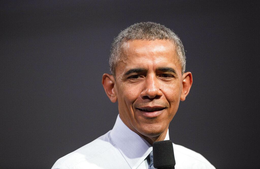 前总统奥巴马因疫情缩减60岁生日规模