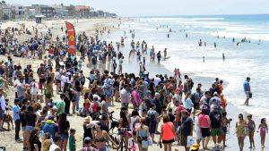 圣地亚哥过去十年人口增长6%,跻身全美人口前十城市