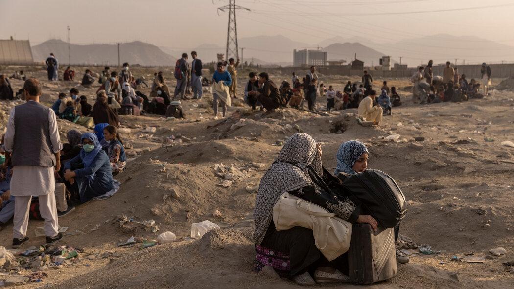 将近50万阿富汗人预计年底前逃离,欧盟召开紧急应对会议