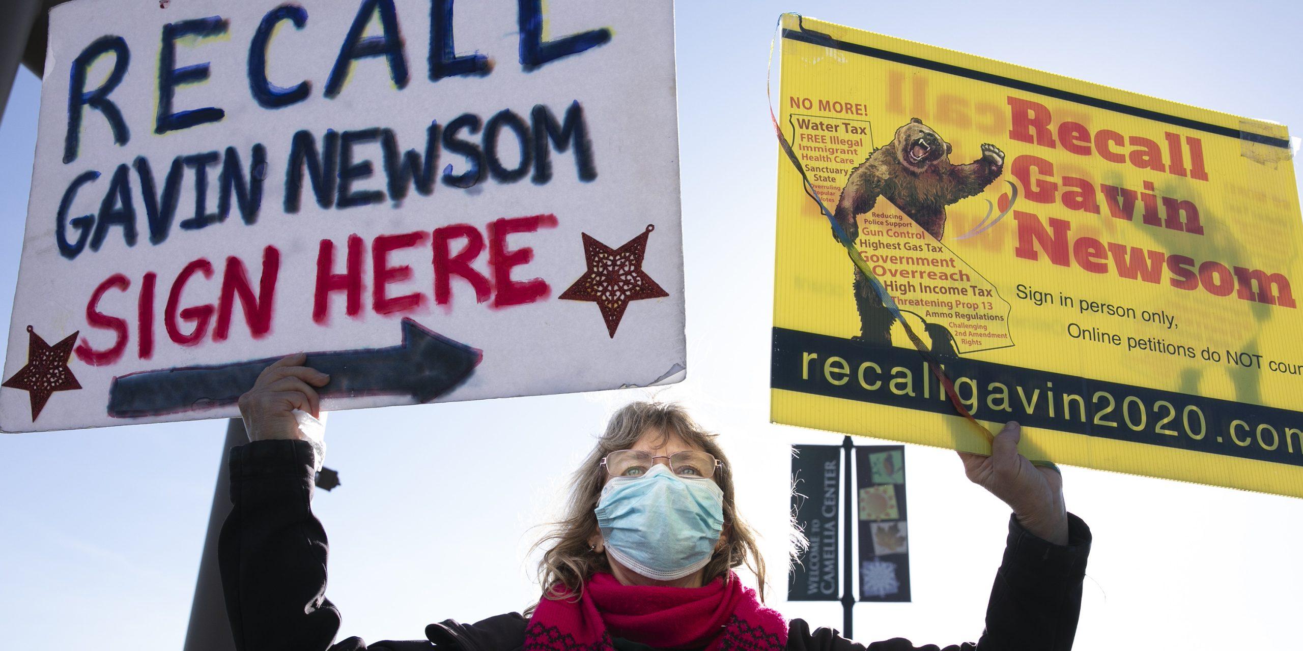 罢免加州州长案两方阵营纷纷在劳工节造势