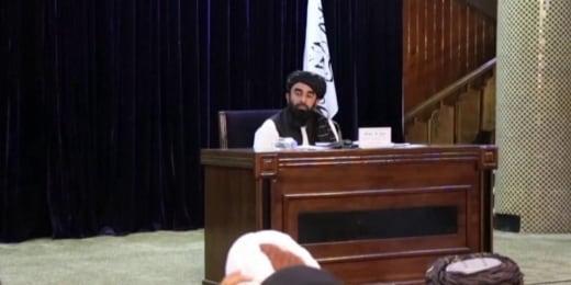 塔利班宣布在阿富汗成立临时政府,内阁成员均为亲信
