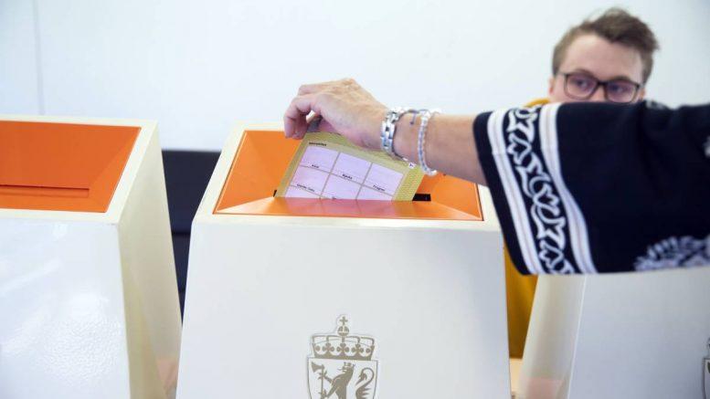 挪威开出国会大选65%选票 工党党魁斯托尔或将领导下届政府