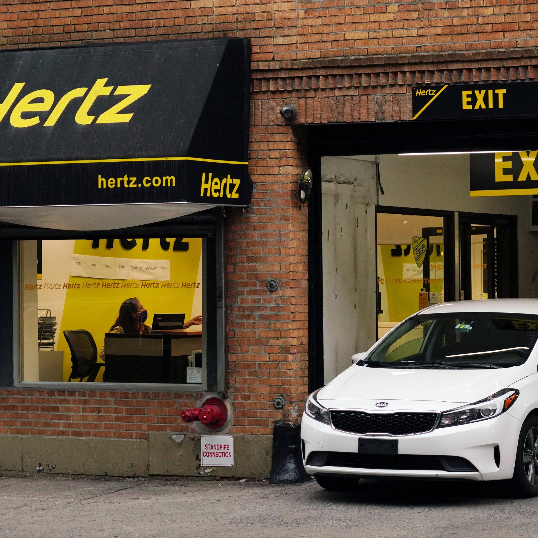 芯片短缺波及租车市场 夏季租车价格涨幅约三倍