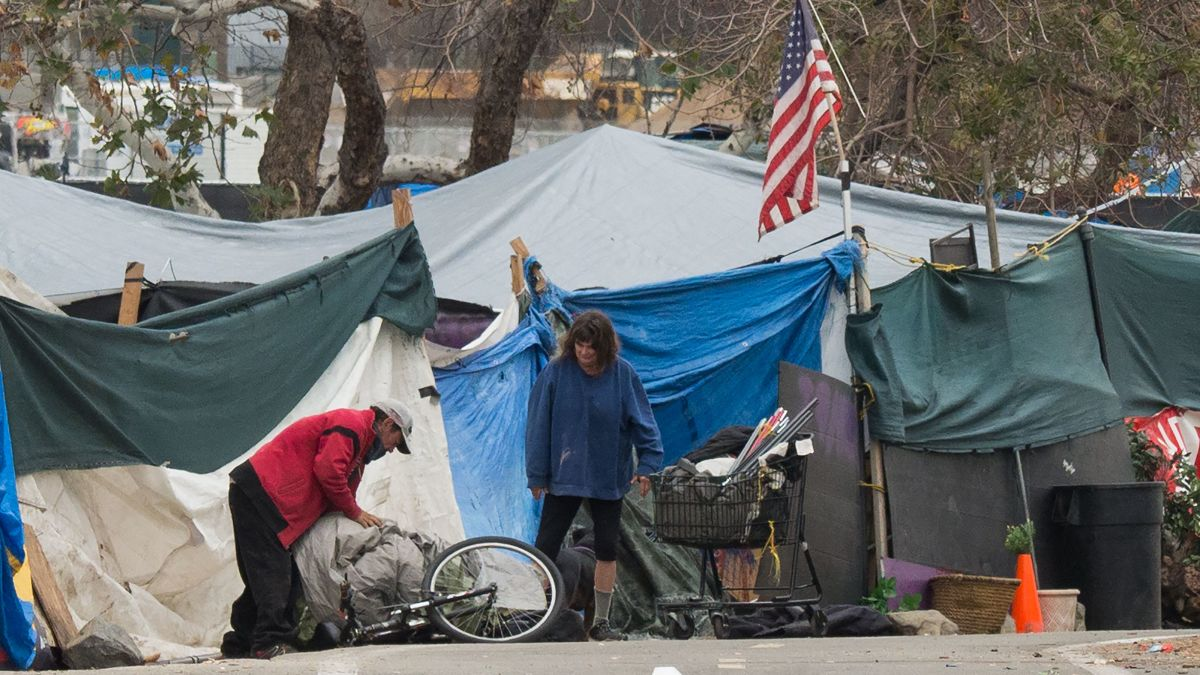 加州贫困人口总数居全美之首 600万人收入低于贫困线