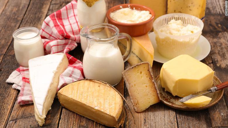 研究表明,吃高脂乳制品的人患心脏病的风险较低