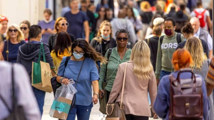 英国第二季度增长由于预估 防疫宽松刺激家庭消费