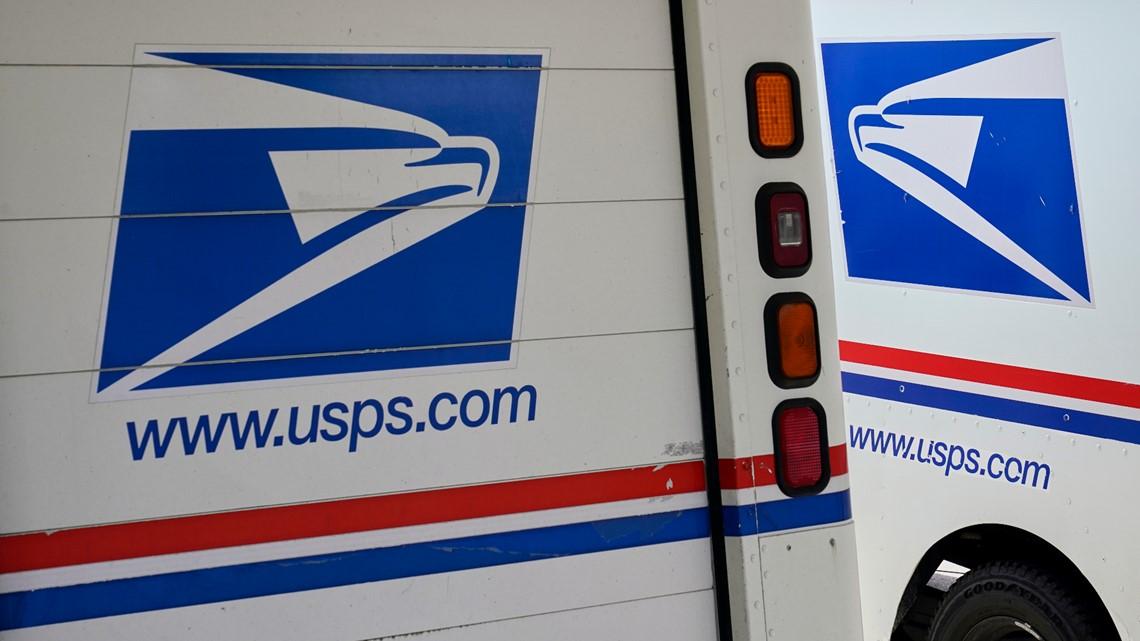 美国邮政局为应对年终购物季 延长部分物品的投递时间