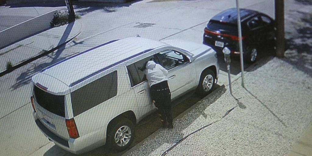 洛杉矶汽车盗窃事件较前两年激增48%