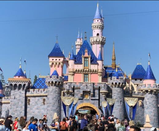南加州迪士尼乐园客流量回到疫情前