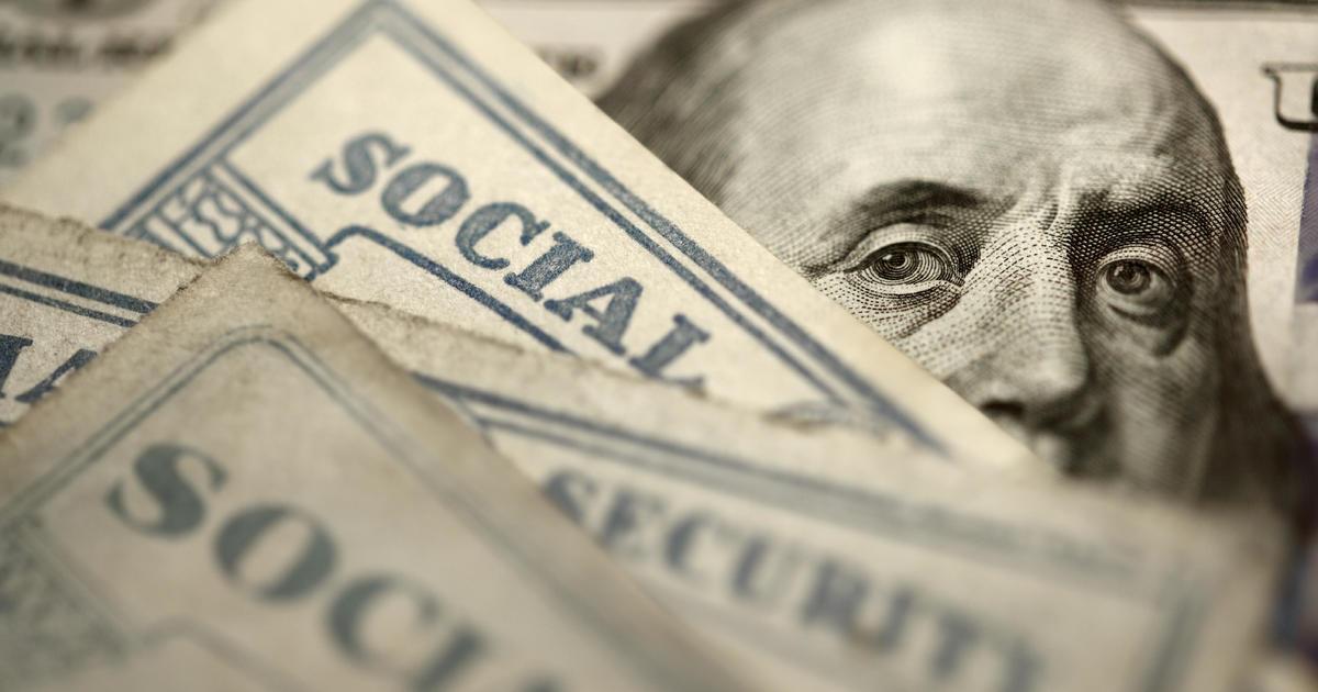 受通货膨胀影响,社会保障金明年增长5.9%,为40年来最大调涨