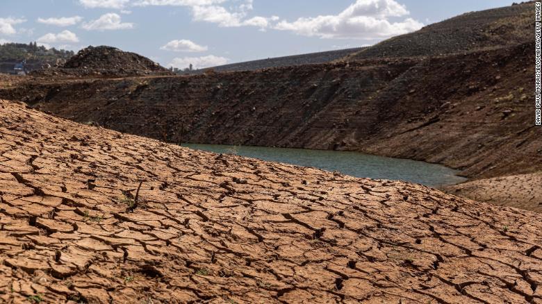 加州达到最严重干旱水平 雨季更短成新常态