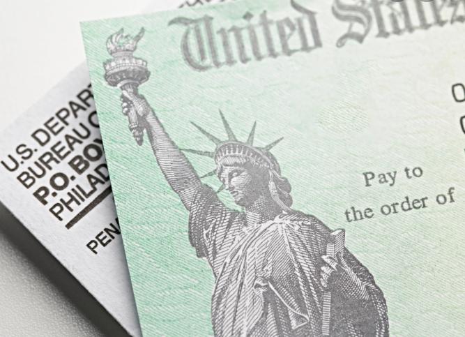 加州第二轮纾困支票已发放超过330万张