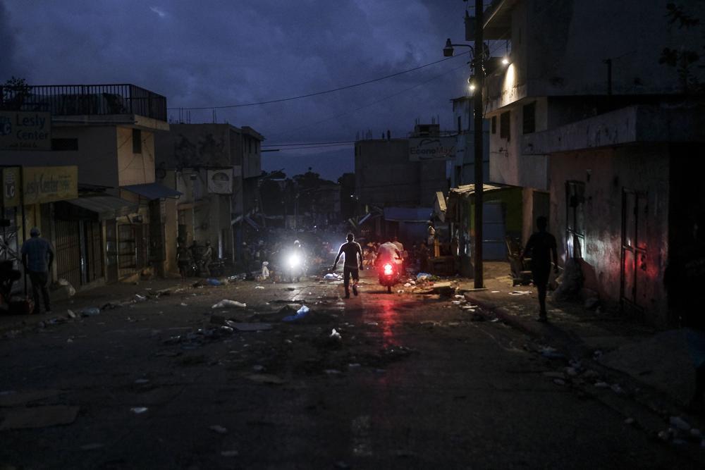 绑架17名美国传教组织的海地黑帮索要赎金1700万美元