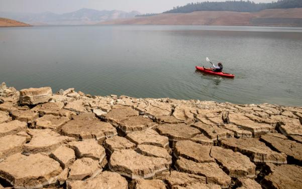 因供水不足加州干旱紧急状态声明扩大八个县