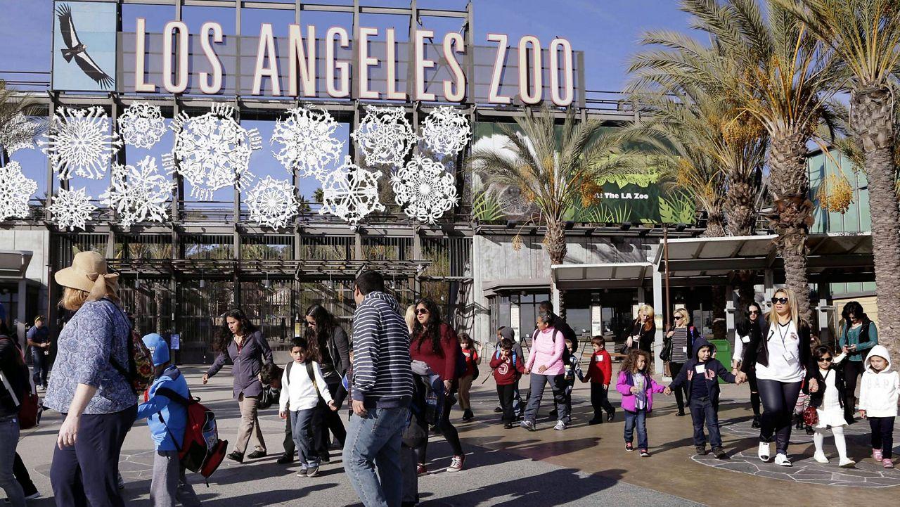 洛杉矶动物园6.5亿改造计划引争议